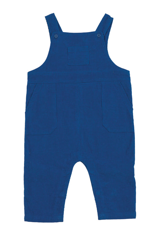 BLUE CORDUROY OVERALLS BY ANGEL DEAR