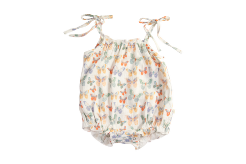 POLLY'S TIED BUBBLE IN BRADFORD BUTTERFLY PRINT