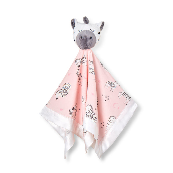 PINK LITTLE ONE MODAL LOVEY BLANKET
