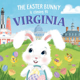 THE EASTER BUNNY IS COMING TO VIRGINIA