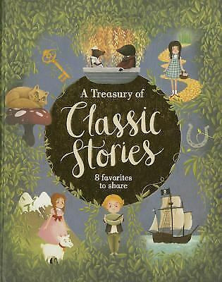 A TREASURY OF CLASSIC STORIES (Hardback)