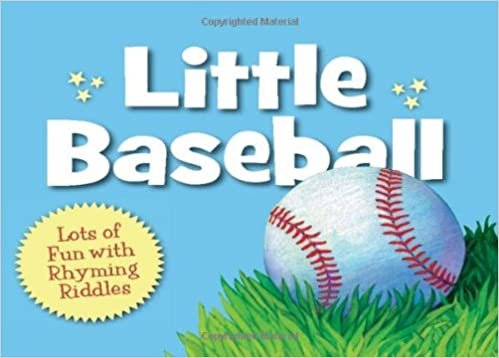 LITTLE BASEBALL BY BRAD HERZOG (BOARD BOOK)