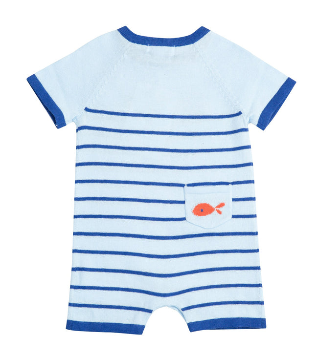 NAUTICAL WHALE SHORTIE #ADS2038