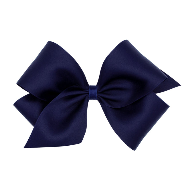 WEE ONE'S KING PASTEL MATTE SATIN BOW #9523