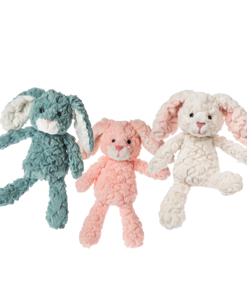 """PUTTY"" BUNNY IN SLATE, BLUSH, OR CREAM"