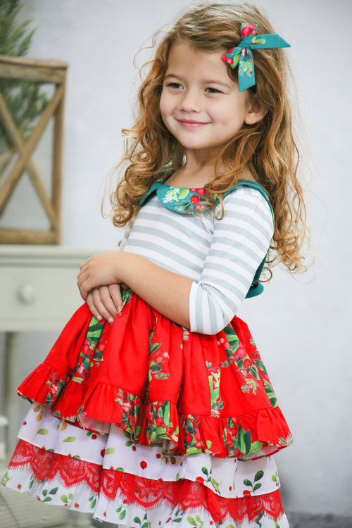 LUNA DRESS BY BE GIRL