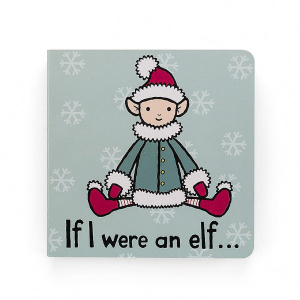 IF I WERE AN ELF BOOK BY JELLYCAT