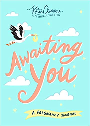 AWAITING YOU, A PREGNANCY JOURNAL