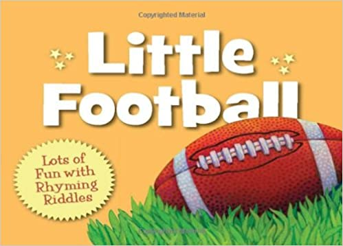 LITTLE FOOTBALL BY BRAD HERZOG (BOARD BOOK)