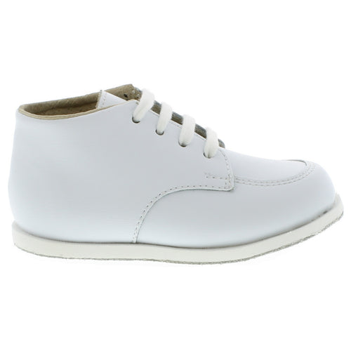 SERAPH WHITE DRESS SHOES BY FOOTMATES