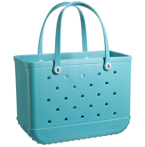 THE ORIGINAL BOGG BAG, TURQUOISE