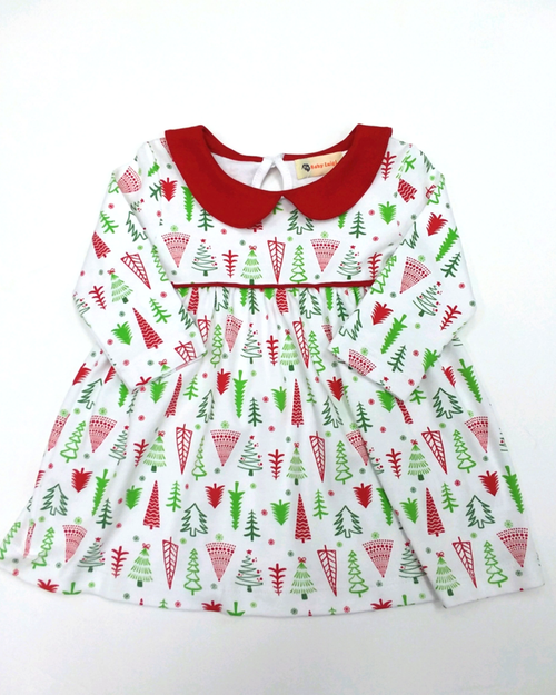 CHRISTMAS TREE DRESS