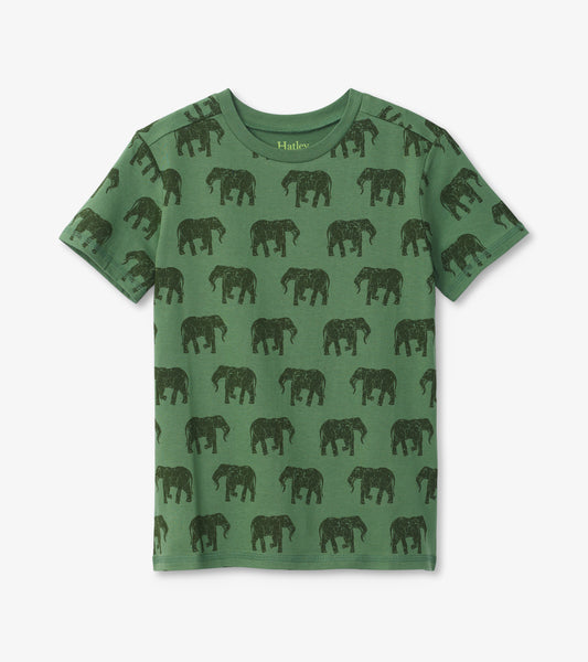 ELEPHANT 2PC SHORT SET #HT2005