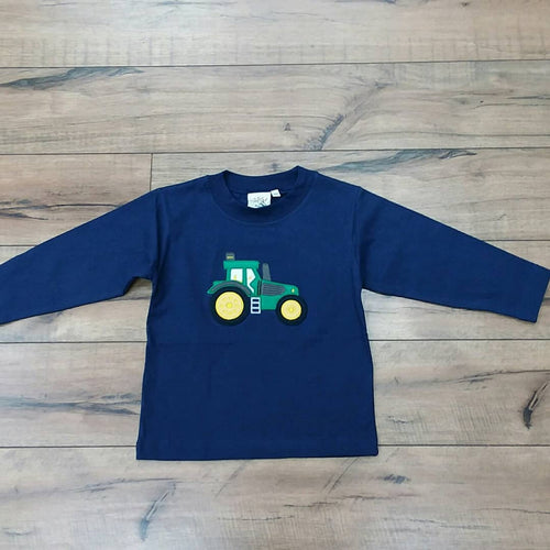 TRACTOR LONG SLEEVE SHIRT BY LUIGI
