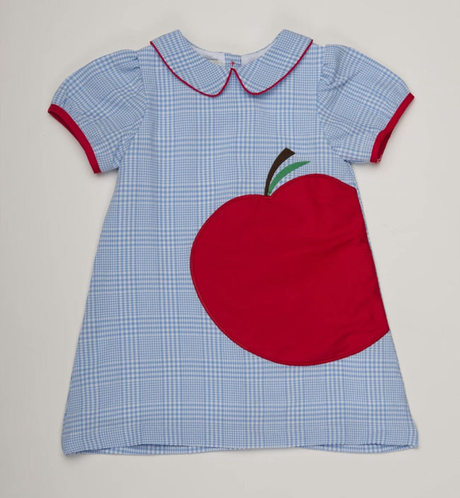 MAKENNA APPLE DRESS BY THE OAKS