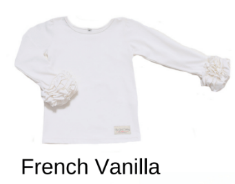 ICING TOP IN FRENCH VANILLA BY BE GIRL
