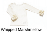 ICING TOP IN WHIPPED MARSHMALLOW BY BE GIRL
