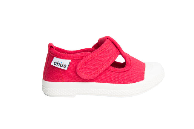 CHRIS IN RED BY CHUS SHOES