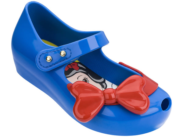 MINI MELISSA MINI ULTRAGIRL SNOW WHITE IN BLUE WITH RED