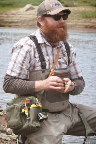 Chris Freeman is the owner and founder of Emerger Fly Fishing, based in Fort Collins, Colorado.