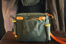 Emerger Fly Fishing - Elkhorn Side Bag - Olive