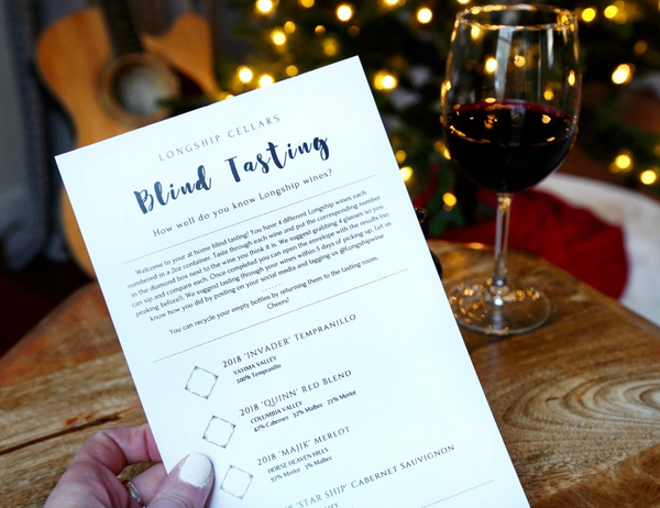 Blind Tasting Kit - Group