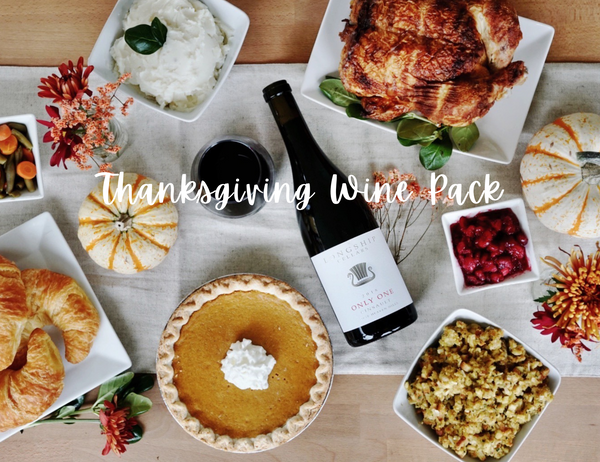 Thanksgiving Wine Pack