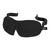 Wholesale 40 Blinks Sleep Mask - Black - Bucky Products