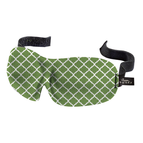 40 Blinks Sleep Mask - Garden Lattice - Bucky Products Wholesale