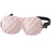 Ultralight Sleep Mask - Pink Scallop