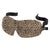 40 Blinks Sleep Mask - Leopard - Bucky Products Wholesale