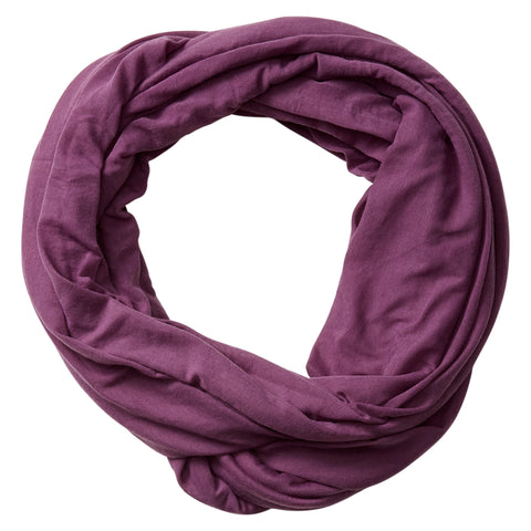 Everyday Infinity Scarf - Plum - Bucky Products Wholesale