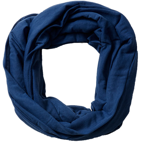 Everyday Scarf - Navy - Bucky Products Wholesale