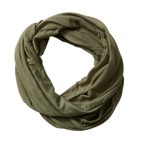 Everyday Scarf - Olive Green - Bucky Products Wholesale