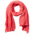 Classic Insect Shield Scarf - Coral - Bucky Products Wholesale