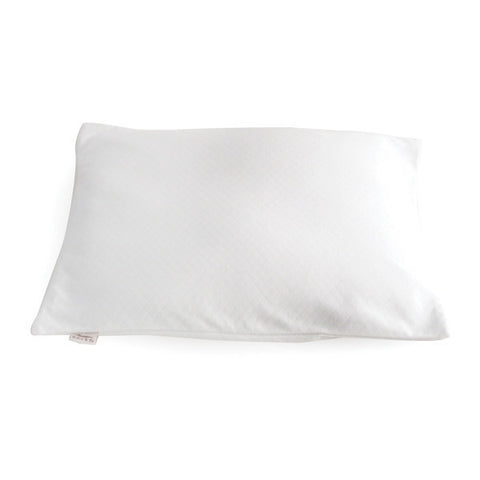 Buckwheat Bed Pillow White, Bed Pillows - Bucky Products