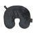 Fun Fur Neck Pillows with Snap & Go - Charcoal - Bucky - 1
