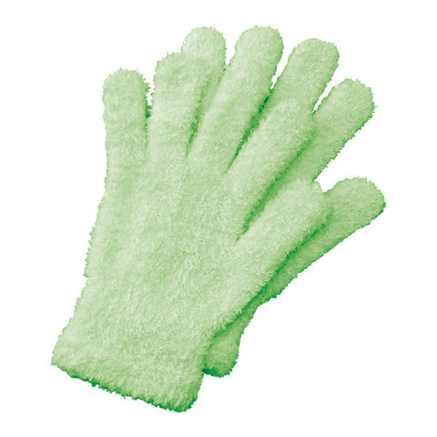 Spa Gloves - Mint - Bucky Products Wholesale