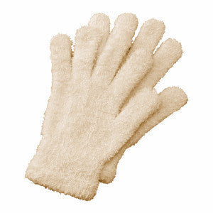 Spa Gloves - Pale Yellow, Home & Spa - Bucky Products