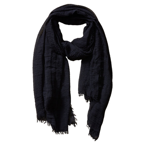 Classic Insect Shield Scarf - Black - Bucky Products Wholesale