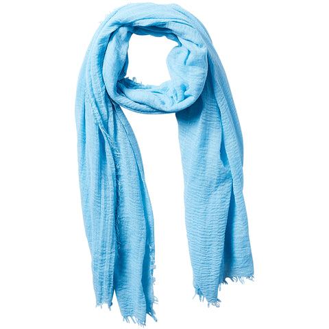 Classic Insect Shield Scarf - Light Blue - Bucky Products Wholesale