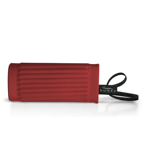 IdentiGrip Luggage Handle Wrap - Crimson - Bucky Products Wholesale