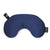 Compact Neck Pillow with Snap & Go - Navy - Bucky Products Wholesale