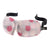 Wholesale 40 Blinks Sleep Mask - Ruby Pop - Bucky Products