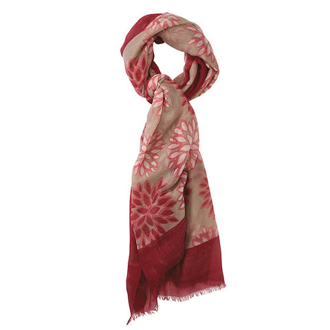 Wholesale Ruby Scarf - Bucky Products