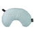 Wholesale Compact Neck Pillow with Snap & Go - Leopard Ice - Bucky Products