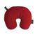 Utopia Neck Pillows with Bucky Bag - Red - Bucky - 1