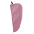 Quick Dry Hair Turban - Pink, Home & Spa - Bucky Products