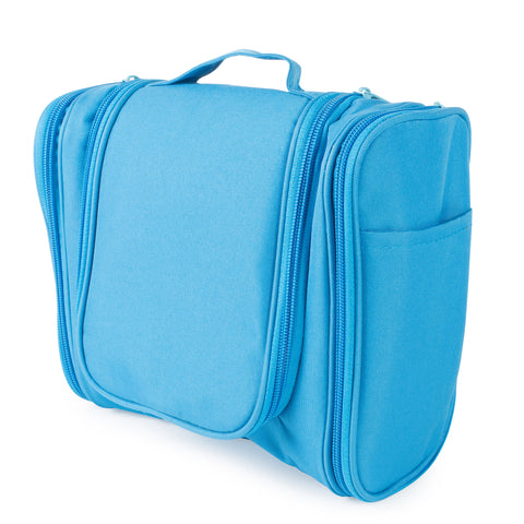 Toiletry Bag - Blue - Bucky Products Wholesale