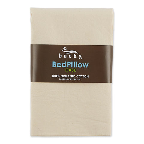 Organic Cotton Pillow Case - Bucky Products Wholesale
